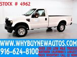 2010 Ford F250 ~ Diesel ~ 4x4 ~ Only 79K Miles!