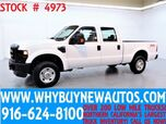 2008 Ford F250 ~ 4x4 ~ Crew Cab ~ Only 51K Miles