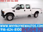 2009 Ford F350 ~ 4x4 ~ Crew Cab ~ Only 44K Miles!