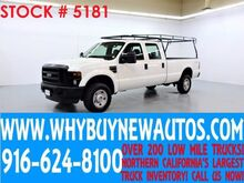 2010 Ford F350 ~ 4x4 ~ Crew Cab ~ Only 38K Miles! Rocklin CA