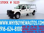 2010 Ford F350 ~ 4x4 ~ Crew Cab ~ Only 39K Miles!
