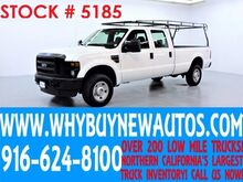 2010 Ford F350 ~ 4x4 ~ Crew Cab ~ Only 36K Miles! Rocklin CA