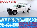 2010 Ford F350 ~ 4x4 ~ Crew Cab ~ Only 34K Miles!