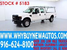 2010 Ford F350 ~ 4x4 ~ Crew Cab ~ Only 34K Miles! Rocklin CA