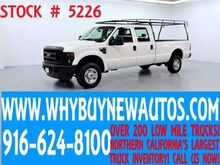 2010 Ford F350 ~ 4x4 ~ Crew Cab ~ Only 39K Miles! Rocklin CA