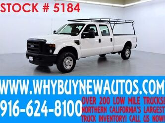 Ford F350 ~ 4x4 ~ Crew Cab ~ Only 36K Miles! 2010