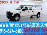 2010 Ford F350 ~ 4x4 ~ Crew Cab ~ Only 22K Miles!