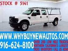 2010 Ford F350 ~ 4x4 ~ Crew Cab ~ Only 22K Miles! Rocklin CA
