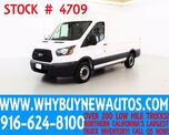 2016 Ford Transit 150 ~ Cargo Van ~ Medium Roof ~ Shelves ~ Only 19K Miles!