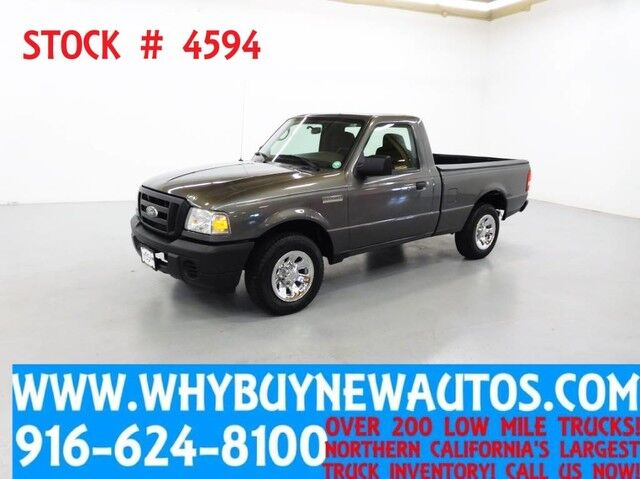 2009 Ford Ranger ~ Only 21K Miles! Rocklin CA