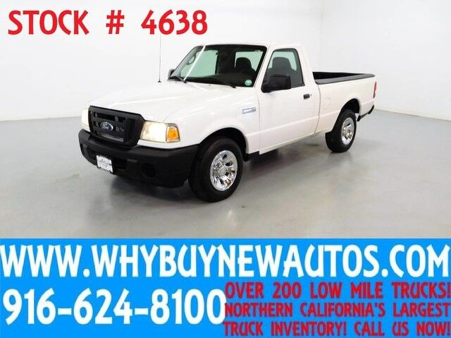 2009 Ford Ranger ~ Only 38K Miles! Rocklin CA