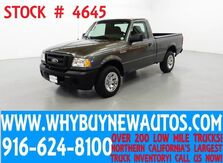 2008 Ford Ranger ~ Only 26K Miles! Rocklin CA