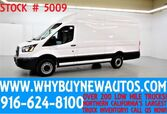 2016 Ford Transit 250 ~ High Roof Ext. Length ~ EcoBoost Engine~ Cargo Van ~ Only 48K Miles!