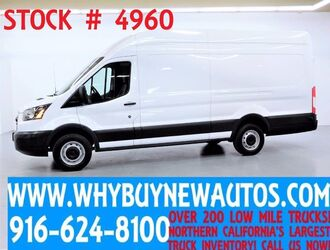 Ford Transit 250 ~ High Roof Ext. Length ~ EcoBoost Engine ~ Cargo Van ~ Only 40K Miles! 2016