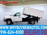 2008 Chevrolet Silverado 3500HD ~ 9ft Steel Dump Bed ~ Only 14K Miles!