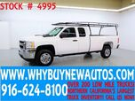 2013 Chevrolet Silverado 2500HD ~ Extended Cab ~ Only 56K Miles!