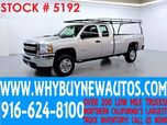 2011 Chevrolet Silverado 2500HD ~ 4x4 ~ Extended Cab ~ Only 67K Miles!