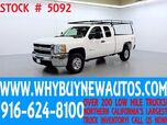 2010 Chevrolet Silverado 2500HD ~ 4x4 ~ Extended Cab ~ Only 26K Miles!