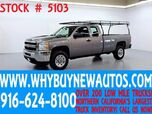 2012 Chevrolet Silverado 3500HD ~ 4x4 ~ Extended Cab ~ Only 70K Miles!