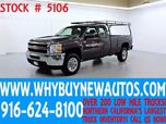 2011 Chevrolet Silverado 3500HD ~ 4x4 ~ Extended Cab ~ Only 68K Miles!