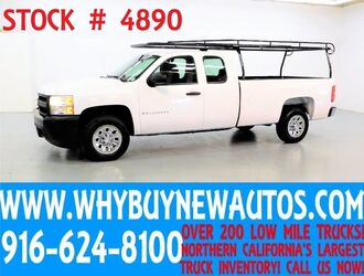 Chevrolet Silverado 1500 ~ Extended Cab ~ Only 21K Miles! 2008