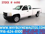 2009 Chevrolet Silverado 1500 ~ Extended Cab ~ Only 16K Miles!