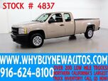 2008 Chevrolet Silverado 1500 ~ Extended Cab ~ Only 31K Miles!