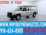 2011 Chevrolet Silverado 1500 ~ 4x4 ~ Extended Cab ~ Only 62K Miles!