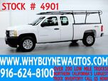 2010 Chevrolet Silverado 1500 ~ 4x4 ~ Extended Cab ~ Only 66K Miles!