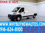 2016 Dodge ProMaster 2500 ~ High Roof ~ Extended Length ~ Only 19K Miles!