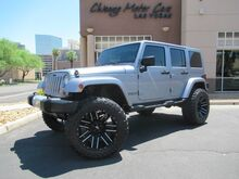2013 Jeep Wrangler Unlimited Sahara Lifted Chicago IL