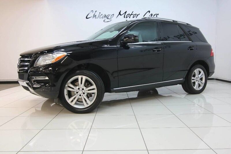 Vehicle details 2014 mercedes benz ml 350 4matic at for Chicago motor cars las vegas