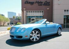 2008 Bentley Continental GTC Convertible Chicago IL