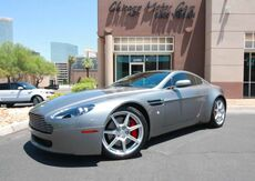 2006 Aston Martin Vantage Coupe Manual Chicago IL