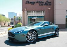 2015 Aston Martin V8 Vantage GT Coupe Chicago IL