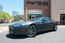 Aston Martin Rapide Luxury Sedan 2012