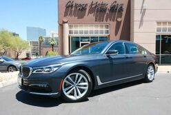 BMW 750i xDrive 4dr Sedan 2016