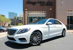 Mercedes-Benz S550 Sedan Sport Package 2016
