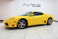 2000 Ferrari 360 Modena 2dr Coupe Chicago IL