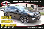 2014 Hyundai Santa Fe Limited with NAVIGATION