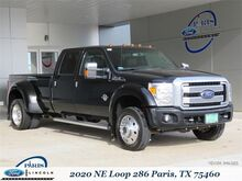2015 Ford Super Duty F-450 DRW Platinum Austin TX