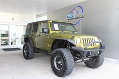 2008 Jeep Wrangler Unlimited X Longview TX