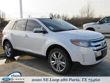 2013 Ford Edge Limited Longview TX