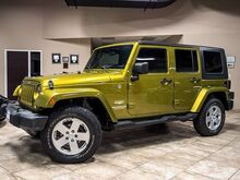 2007 Jeep Wrangler Unlimited Sahara 4dr SUV Chicago IL