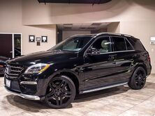 Mercedes-Benz ML63 AMG 4dr SUV 2013