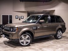 2013 Land Rover Range Rover Sport HSE LUX 4dr SUV Chicago IL