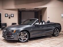 2015 Audi S5 Premium Plus Quattro Convertible Chicago IL