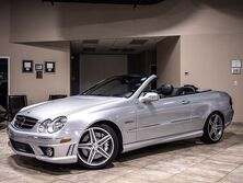 Mercedes-Benz CLK63 AMG 6.3L Convertible 2007