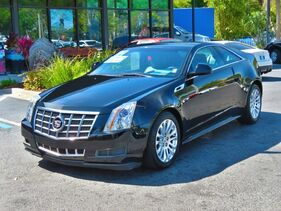 Cadillac CTS Coupe Luxury 2012