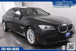 BMW 7 Series 750Li xDrive 2014